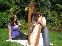 Harpist / Singer