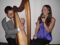 Harpist / Singer (1)